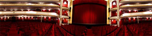 Th tre de la porte st martin cinod - Theatre de la porte saint martin plan ...